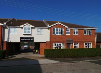 Thumbnail 1 bed flat to rent in Bakers Court, Church Parade, Canvey Island