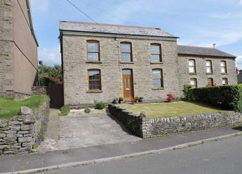Thumbnail 4 bedroom detached house for sale in Heol Y Parc, Alltwen, Pontardawe, Swansea.