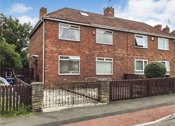 Thumbnail 3 bed semi-detached house for sale in Eastwood Gardens, Felling, Gateshead, Tyne And Wear