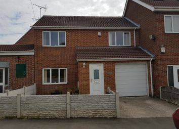 Thumbnail 2 bed semi-detached house for sale in Middle Haven, Doncaster Road, Oldcotes, Worksop, Nottinghamshire