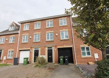 Thumbnail 3 bed terraced house to rent in Sir Toby Belch Drive, Warwick