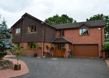 Thumbnail 5 bed detached house for sale in Tern View, Market Drayton