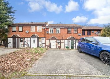 Thumbnail 2 bed terraced house for sale in Goose Close, Chatham, Kent