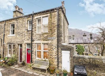 Thumbnail 2 bed terraced house for sale in Campden Road, Hebden Bridge