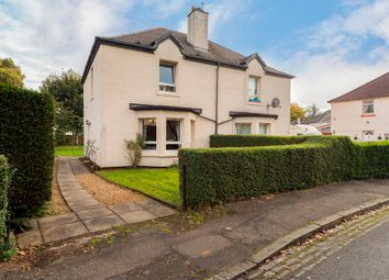 Thumbnail 2 bed semi-detached house for sale in Cowdenhill Circus, Knightswood, Glasgow