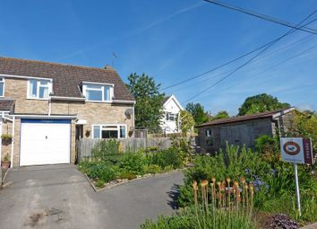 Thumbnail 4 bed semi-detached house for sale in Tanners Lane, Shrewton, Salisbury
