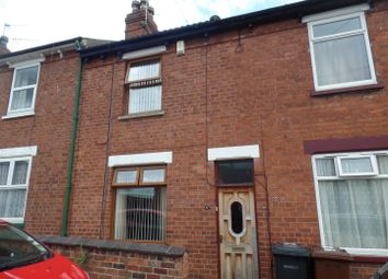 Thumbnail 3 bed terraced house for sale in Rudgard Lane, Lincoln