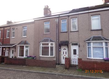 Thumbnail 3 bedroom terraced house to rent in Harold Street, Pontnewydd, Cwmbran