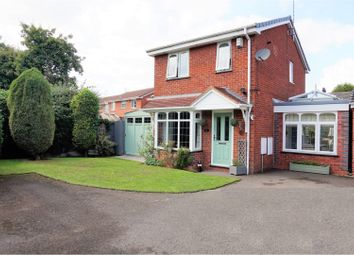 Thumbnail 2 bed detached house for sale in Brooklime Gardens, Wolverhampton