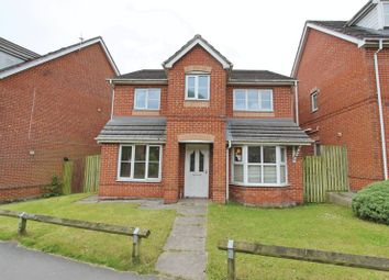 Thumbnail 4 bed detached house to rent in Parkside Mews, Stanley Road, Whitefield