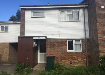Thumbnail 4 bed terraced house to rent in Bewbush, Crawley, West Sussex