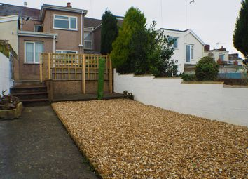 Thumbnail 2 bedroom terraced house to rent in Woodville Road, Mumbles