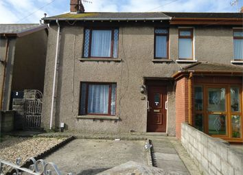 Thumbnail 3 bed semi-detached house for sale in Wheatley Avenue, Port Talbot, West Glamorgan