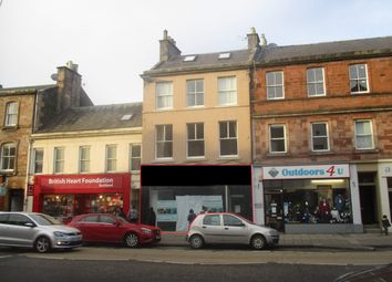 Thumbnail Retail premises to let in 14 High Street, Peebles