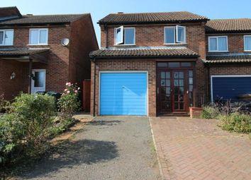 Thumbnail 3 bed semi-detached house to rent in Perkins Road, Irthlingborough, Wellingborough
