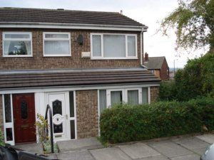 Thumbnail 3 bed semi-detached house for sale in Lawnswood, Houghton Le Spring