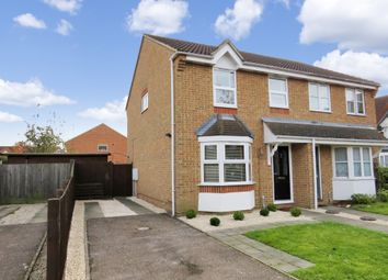 Thumbnail 3 bed semi-detached house for sale in Barleyfields, Witham