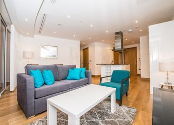 Thumbnail 2 bed flat to rent in Baltimore Tower, Crossharbour, Canary Wharf