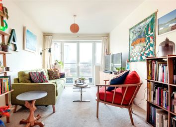 Thumbnail 2 bed flat for sale in Cannock Court, Hawker Place, Walthamstow, London