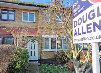 Thumbnail 2 bedroom terraced house for sale in Nelson Road, Rainham, Essex
