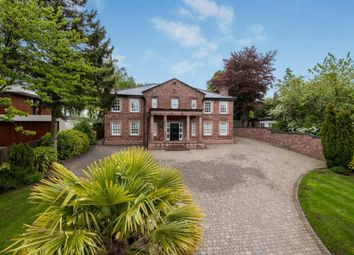 Thumbnail 5 bed detached house to rent in Leigh Road, Worsley, Manchester