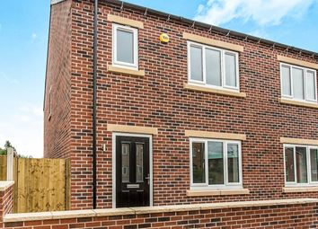 Thumbnail 3 bed semi-detached house for sale in Pilsley Road, Danesmoor, Chesterfield