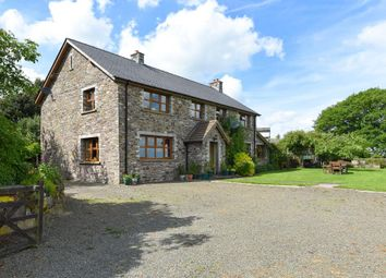 Thumbnail 4 bed detached house for sale in Hay On Wye 4 Miles, Clyro