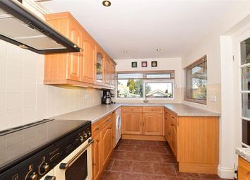 Thumbnail 3 bed terraced house for sale in Caldew Avenue, Gillingham, Kent