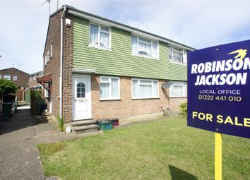 Thumbnail 2 bed maisonette for sale in Milford Close, Upper Abbey Wood, London