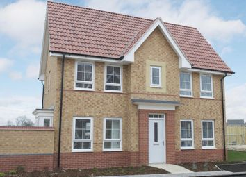 "Thumbnail 3 bed semi-detached house for sale in ""Morpeth"" at Nottingham Business Park, Nottingham"