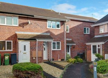 Thumbnail 2 bed terraced house for sale in Grecian Way, Exeter