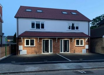 Thumbnail 3 bed semi-detached house for sale in Warren Road, South Bexleyheath, Kent