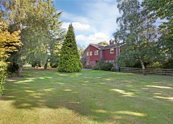 Thumbnail 5 bedroom detached house for sale in Ince Road, Burwood Park, Walton-On-Thames, Surrey