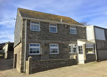 Thumbnail 2 bed semi-detached house to rent in St Clether, Launceston, Cornwall