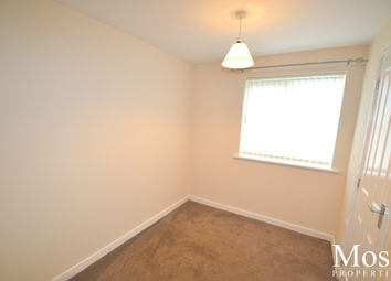 Thumbnail 2 bed flat for sale in The Potteries, New Rossington, Doncaster