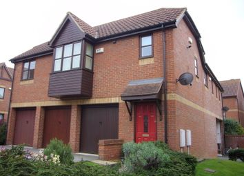 Thumbnail 1 bed property to rent in Ancona Gardens, Shenley Brook End, Milton Keynes