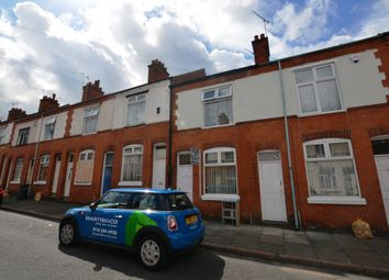 Thumbnail 2 bedroom terraced house to rent in Mountcastle Road, Leicester