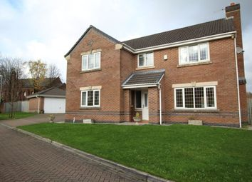 Thumbnail 4 bedroom detached house to rent in Castle Hey Close, Bury