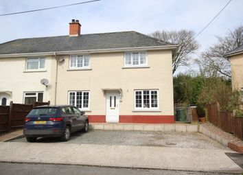 Thumbnail 4 bed semi-detached house for sale in Langley Gardens, Chulmleigh