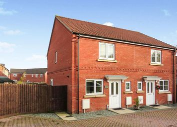 2 bed semi-detached house for sale in Peabody Road, Aylsham, Norwich NR11