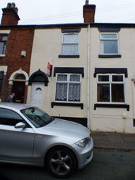 Thumbnail 2 bed town house to rent in Riley Street North, Stoke-On-Trent, Staffordshire