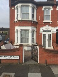 Thumbnail 4 bedroom end terrace house to rent in Holmwood Road, Ilford