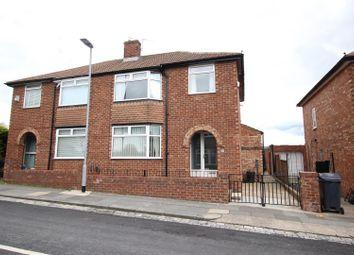 3 bed semi-detached house for sale in Vaughan Street, Darlington DL3