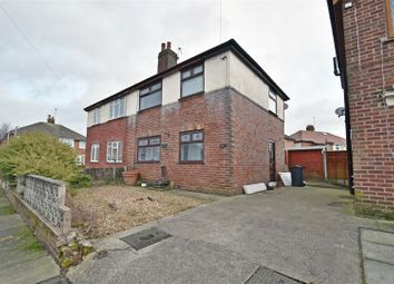 Thumbnail 3 bedroom semi-detached house for sale in Leslie Avenue, Thornton-Cleveleys