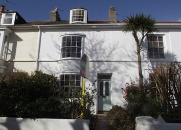 Thumbnail 4 bed terraced house to rent in Clarence Terrace, Penzance