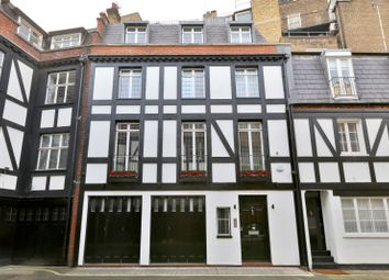 Thumbnail 4 bed property to rent in Jacobs Well Mews, London