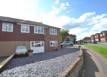 Thumbnail 4 bed semi-detached house for sale in St. Johns Avenue, Kingsthorpe, Northampton