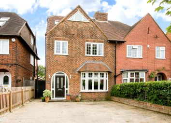 Thumbnail 4 bed semi-detached house for sale in Lakes Lane, Beaconsfield