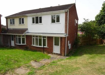Thumbnail 3 bed semi-detached house for sale in Warner Close, Woodloes Park, Warwick