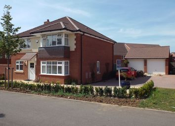 Thumbnail 4 bed detached house for sale in Beauty Bank, Evesham